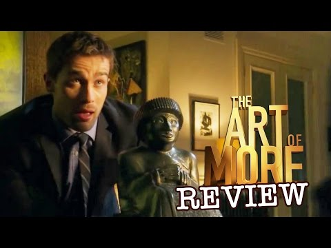 Dennis Quaid in 'The Art of More' – TV Review
