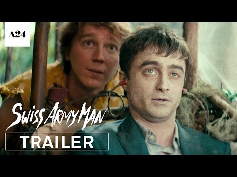 Daniel Radcliffe Debuts Trailer For Controversial Film Swiss Army