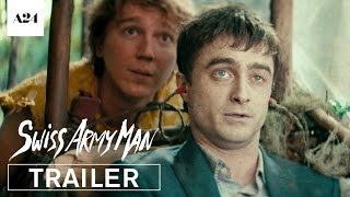 Nonton Swiss Army Man | Official Trailer HD | A24 Film Subtitle Indonesia Streaming Movie Download