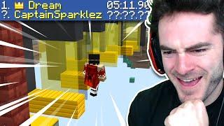 CaptainSparklez Vs. Minecraft Championship Parkour