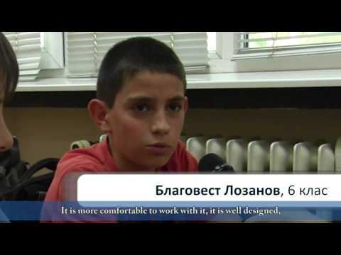 Interview at 138 High School Sofia, Bulgaria