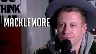Great Race Debate with Macklemore on Ebro in the Morning!