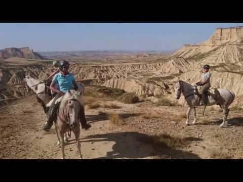 Le désert des Bardenas