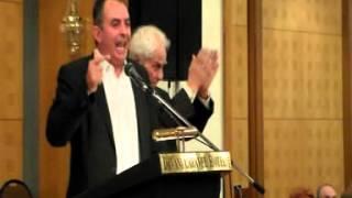 Ο πρόεδρος της ΓΕΝΟΠ/ΔΕΗ σε εκδήλωση της Ομ. Συνταξιούχων ΔΕΗ