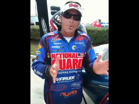Scott Martin Challenge TV: FLW Tour Update - Lake Pickwick - Best Fishery on TN River