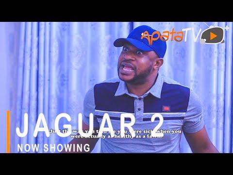 Jaguar 2 Latest Yoruba Movie 2021 Drama Starring Odunlade Adekola   Murphy Afolabi   Akeem Adeyemi