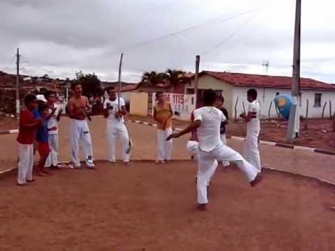 Capoeira de Sátiro Dias