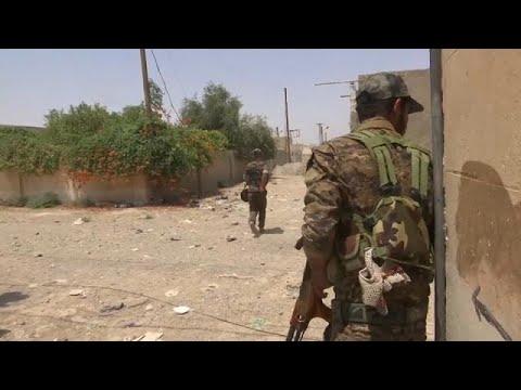 Με αργούς ρυθμούς προχωρά ο συριακός στρατός στη Ράκκα