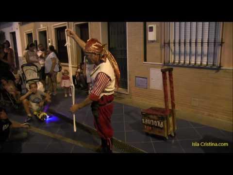 Magia en el Mercado Marinero de Isla Cristina