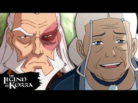 Every Avatar: The Last Airbender Character in Legend of Korra! | LoK