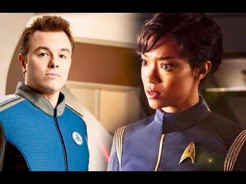 Star Trek Writer on Star Trek Discovery Vs. The Orville - The Winner!