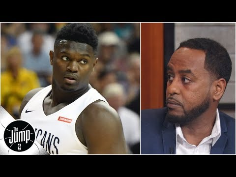 Video: Coach K's comments on Zion and summer league were disappointing - Amin Elhassan | The Jump