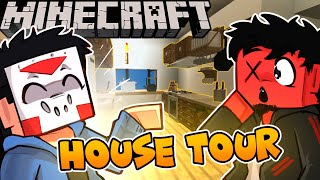 Video DELIRIOUS' BIG HOUSE UPDATE ON MINECRAFT!!! - (Decorating With Decocraft) Ep. 16! MP3, 3GP, MP4, WEBM, AVI, FLV Agustus 2019