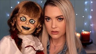 The True Story Of Annabelle… WITH ANNABELLE