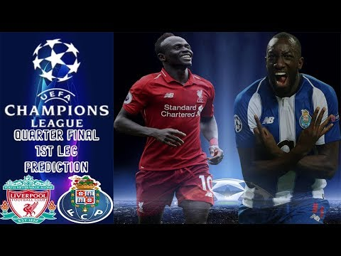 Liverpool Vs Porto Best XI Prediction
