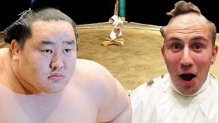 Last year when we were in Japan we met Asashōryū Akinori, often considered the greatest sumo wrestler of all time. People call...
