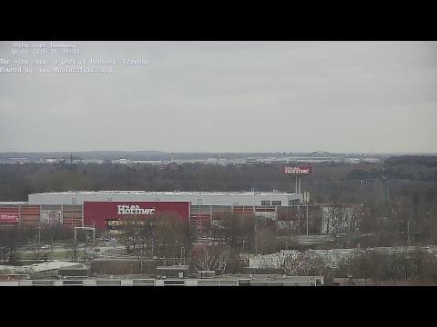 Live-Cam: Deutschland - Hamburg - Blick über Hamburg - LIVE Webcam