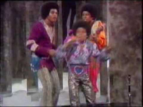 "Jackson 5  - ""The Love You Save"" - Diana Ross TV Special 1971"