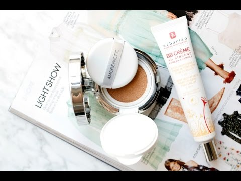 Video Foundation Review: Amorepacific Color Control Cushion Compact and Erborian BB Creme download in MP3, 3GP, MP4, WEBM, AVI, FLV January 2017