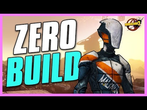 Borderlands 2 | My Zer0 Build - Gear - Skill Tree And More