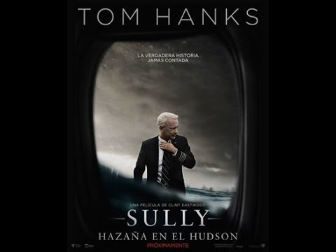 Clint Eastwood dirige a Tom Hanks en Sully, primer tráiler