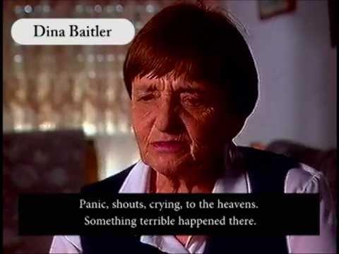 Dina Baitler- Mass Murder in Ponar