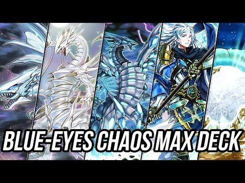 YUGIOH BLUE-EYES CHAOS MAX DECK PROFILE! OCTOBER 2017! (Decklist in Description)