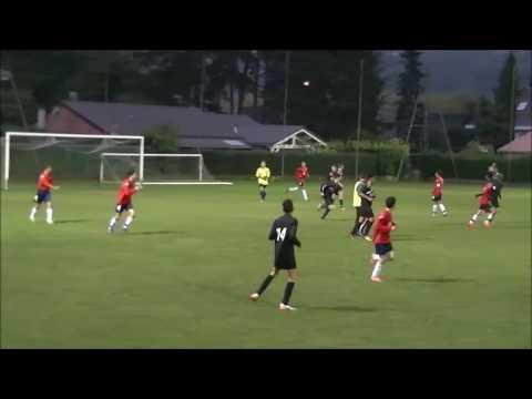 (2) 29-10-16 - U17 - FAVIA ASR VS FC SEVENNE
