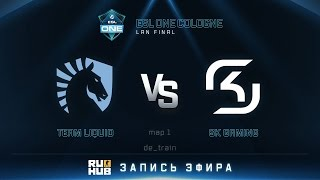 SK vs Liquid, game 1