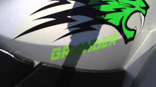 4. 2009 Arctic Cat Thundercat 1000 4x4 Walk Around