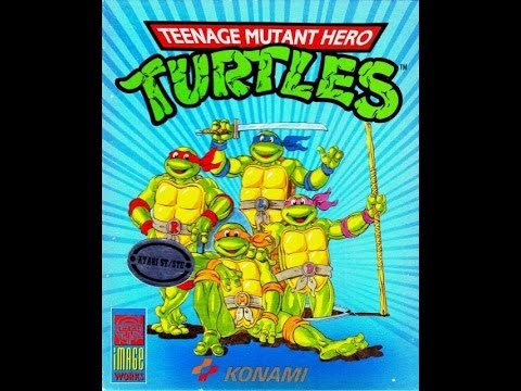 Teenage Mutant Ninja Turtles Atari