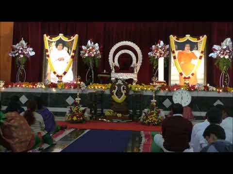 Video SaiBhajans - Hara Hara Gange || GAB2017 || download in MP3, 3GP, MP4, WEBM, AVI, FLV January 2017