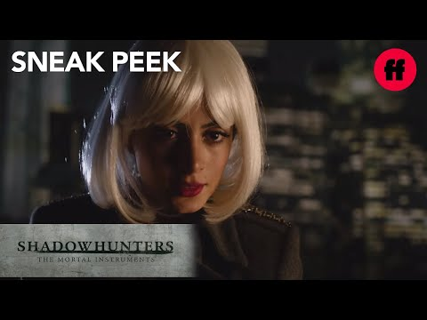 Shadowhunters | Season 1 Sneak Peek: Series Premiere: Tracking A Demon | Freeform