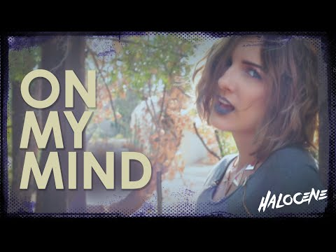 Ellie Goulding - On My Mind - Rock Cover by Halocene