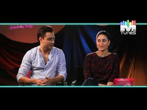 Imran Khan and Kareena Kapoor's encounter with Gujrati Food on the sets of Gori Tere Pyaar Mein Movie Review & Ratings  out Of 5.0