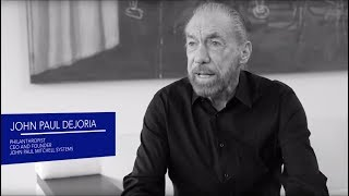 John Paul DeJoria, CEO & Founder, John Paul Mitchell Systems