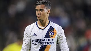 Ari Lassiter scores against New England Revolution. Want to see more from the LA Galaxy? Subscribe to our channel at ...