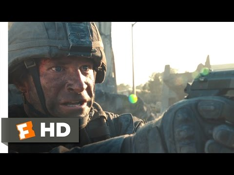 Battle: Los Angeles - Defeating the Aliens Scene (10/10) | Movieclips