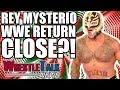 Rey Mysterio WWE RETURN Close?! | WrestleTa News Mar 2018