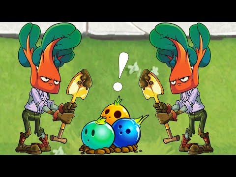 Plants vs. Zombies 2 - A Chard guard situation! - Thời lượng: 2 phút, 21 giây.
