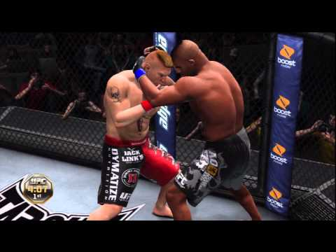 UFC Undisputed 3 gameplay - Get a LootCrate! http://bit.ly/LootCrate__SportsGamingUniverse More UFC Undisputed 3 gameplay before you can even buy the game! Rematch of the recent Alistai...