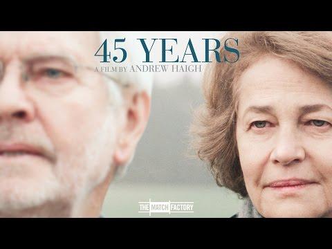 45 Years (2015) | Trailer | Charlotte Rampling | Tom Courtenay | Geraldine James