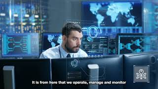 Tieto Security Services : Take back control of your cybersecurity
