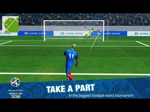 FreeKick World Football Cup 2018 - Android Gameplay HD