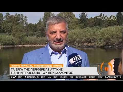 Γ.Πατούλης : Τα έργα της περιφέρειας για την προστασία του περιβάλλοντος   05/06/2020   ΕΡΤ