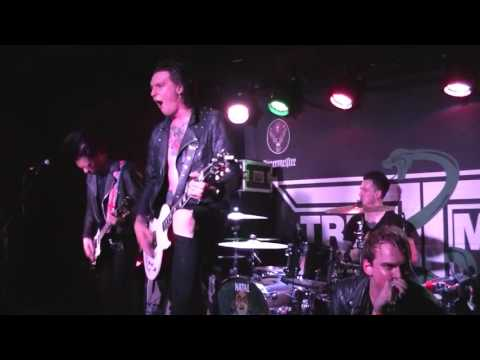The Treatment, Backseat Heartbeat, Slade Rooms, Wolverhampton, 06-05-2016
