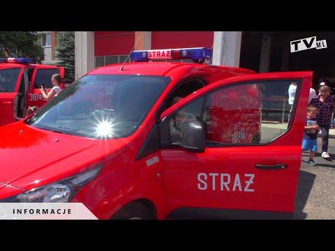 Wideo1: Dzień Dziecka ze strażakami