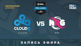 Cloud9 vs NRG - ESL Pro League S7 NA - de_inferno [ceh9, GodMint]