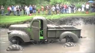 Lo Mejor De Los Carros Monster 4x4 Mud Trucks