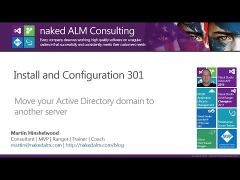 how to rebuild domain controller